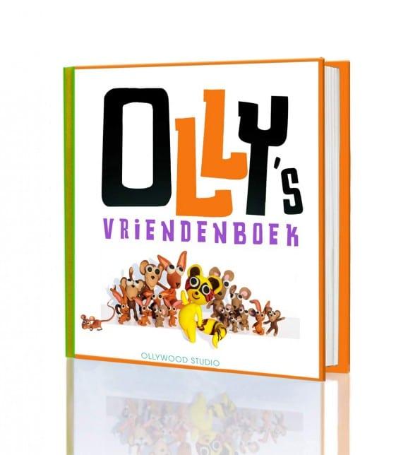 Olly's Vriendenboek