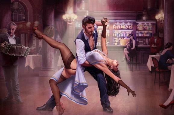 Interjute Tango