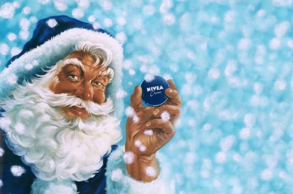 Nivea Kerstman