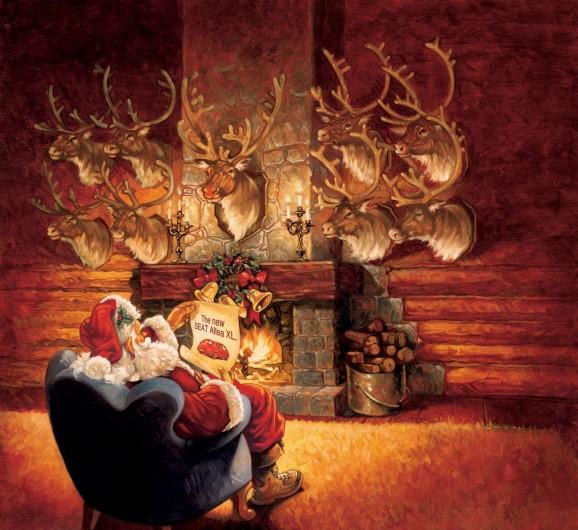 Seat Santa